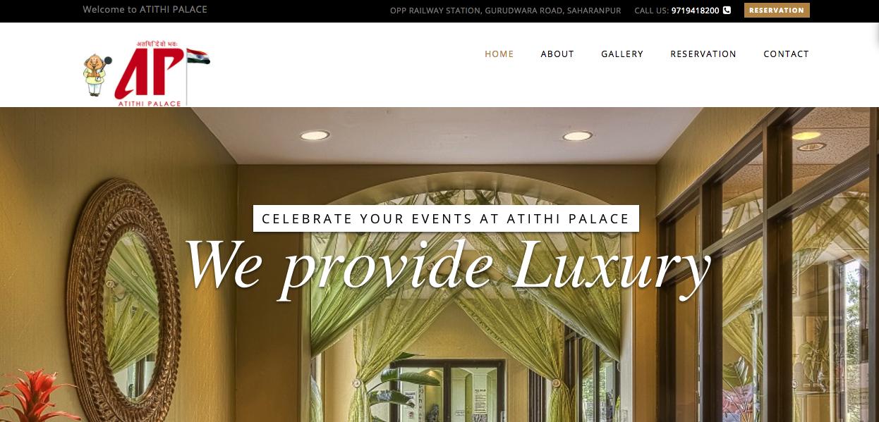 Atithi Palace
