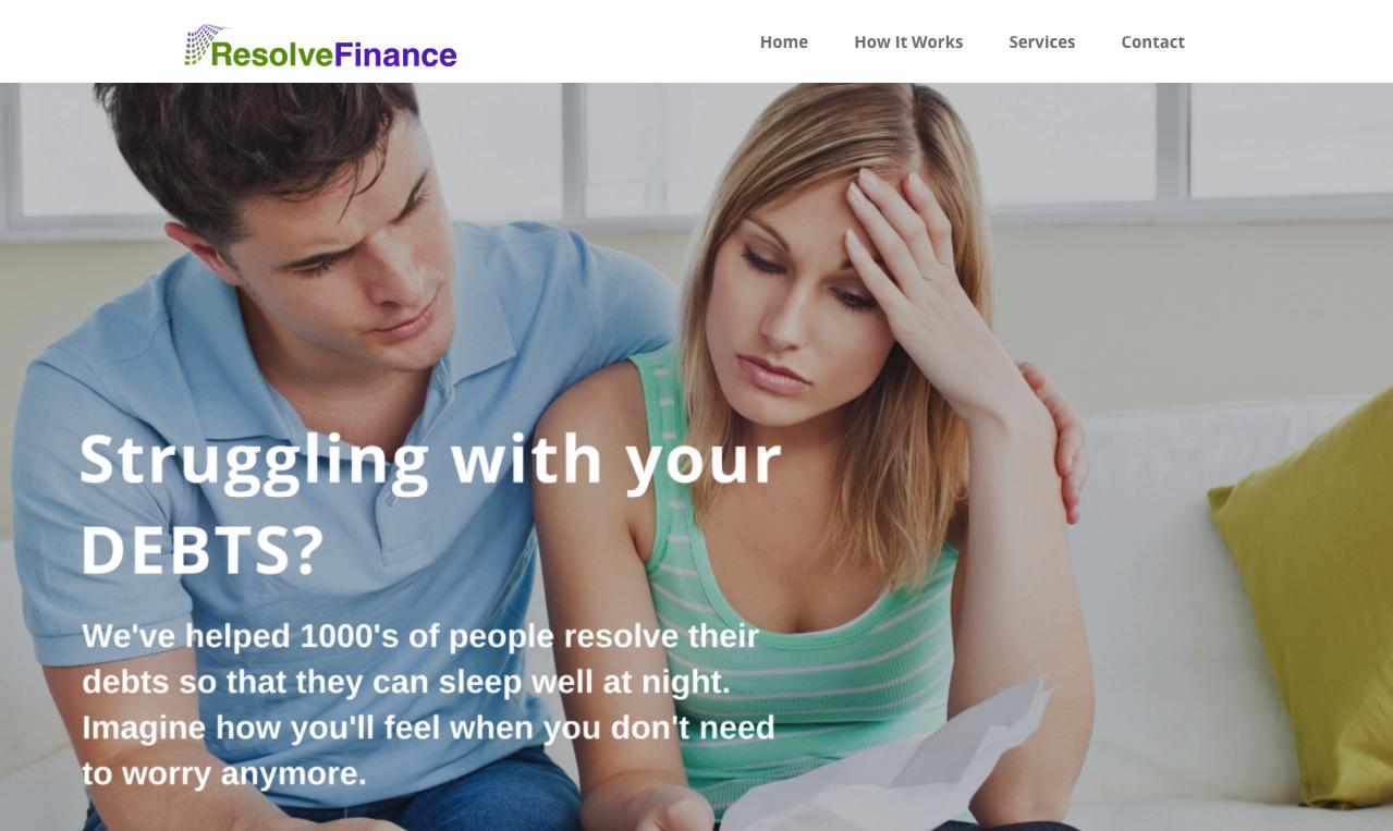 Resolve Finance